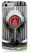 1935 Pierce-arrow 845 Coupe Emblem IPhone Case