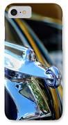 1947 Packard Hood Ornament 4 IPhone Case