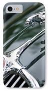 Jaguar Xk 150 Hood Ornament  IPhone Case