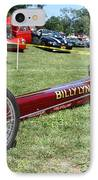 1967 Billy Lynch's Top Fuel Dragster IPhone Case