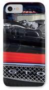 1967 Pontiac Gto Engine Emblem IPhone Case