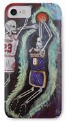 1997 Kobe Vs Jordan IPhone Case