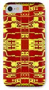 Abstract Series 2 IPhone Case by J D Owen