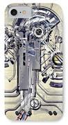 Balance IPhone Case by Diuno Ashlee