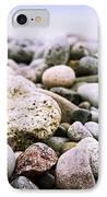 Beach Pebbles IPhone Case by Elena Elisseeva