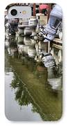 Boating IPhone Case by Dan Sproul