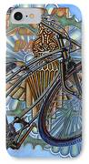 Bsa Parabike IPhone Case by Mark Jones