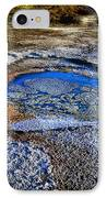Dead Sea Sink Holes IPhone Case by Dan Yeger