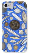 Diatoms IPhone Case by Kent Wood
