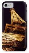 Eiffel Tower Paris France IPhone Case by Patricia Awapara