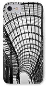 Hay's Galleria Roof IPhone Case by Elena Elisseeva