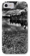 Lake Abanakee In The Adirondacks IPhone Case