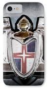 Lincoln Emblem IPhone Case