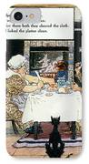 Mother Goose, 1915 IPhone Case by Granger