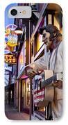 Music City Usa IPhone Case