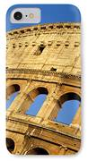 Roman Coliseum IPhone Case by Brian Jannsen