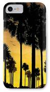 San Diego Sunset IPhone Case