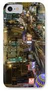 Sin City IPhone Case by Eddie Yerkish