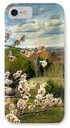 Spring Time IPhone Case by Robert Bales