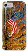 Standing Proud IPhone Case