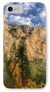 The Hills Of Sedona  IPhone Case