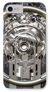 Time Machine IPhone Case by Diuno Ashlee