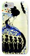 Wise Virgins IPhone Case by Gloria Ssali