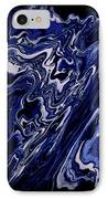 Abstract 84 IPhone Case by J D Owen