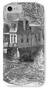 Arkansas Hot Springs, 1878 IPhone Case by Granger