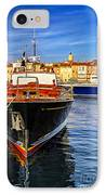 Boats At St.tropez IPhone Case