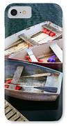 3 Boats IPhone Case by Emmanuel Panagiotakis