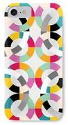 Geometric  IPhone Case by Mark Ashkenazi
