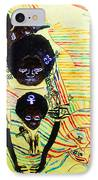 Holy Family IPhone Case by Gloria Ssali