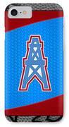 Houston Oilers IPhone Case