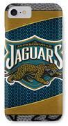 Jacksonville Jaguars IPhone Case