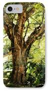 Kingdom Of The Trees. Peradeniya Botanical Garden. Sri Lanka IPhone Case
