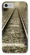 Railway Tracks IPhone Case