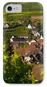 Riquewihr Alsace IPhone Case by Brian Jannsen