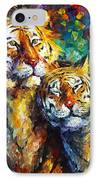 Sweetness IPhone Case by Leonid Afremov