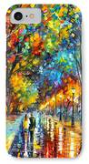 When Dreams Come True IPhone Case by Leonid Afremov