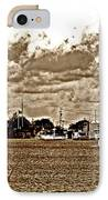 30 Percent Chance Of Rain IPhone Case by Joseph Coulombe