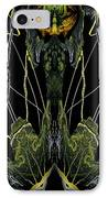 Abstract 92 IPhone Case by J D Owen