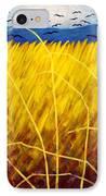 Homage To Van Gogh IPhone Case by John  Nolan