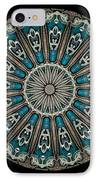 Kaleidoscope Steampunk Series IPhone Case by Amy Cicconi