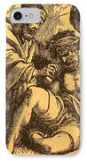 The Good Samaritan IPhone Case by English School