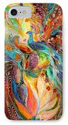 The Grapes Of Holy Land IPhone Case by Elena Kotliarker