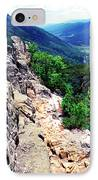 View From Atop Seneca Rocks IPhone Case by Thomas R Fletcher
