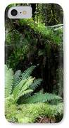 Jungle IPhone Case by Les Cunliffe