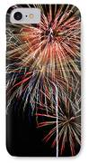 4th Of July 3 IPhone Case by Marilyn Hunt