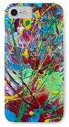 4th Of July IPhone Case by Donna Blackhall
